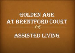 Golden Age at Brentford Court Assisted Living