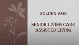 Golden Age Senior Living Care Assisted Living