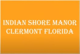 Indian Shore Manor Assisted Living