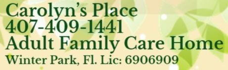 Carolyn's Place Adult Family Care Home
